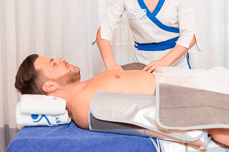 Benefícios da pressoterapia
