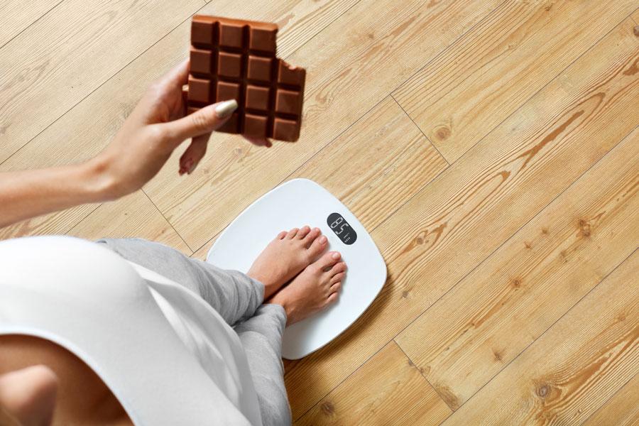 pq não consigo perder peso